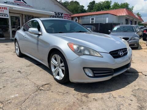 2010 Hyundai Genesis Coupe for sale at SR Motors Inc in Gainesville GA