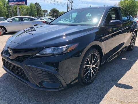 2021 Toyota Camry for sale at Capital Motors in Raleigh NC