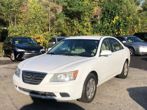 2010 Hyundai Sonata for sale at Royal Crest Motors in Haverhill MA