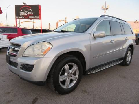 2008 Mercedes-Benz GL-Class for sale at Moving Rides in El Paso TX