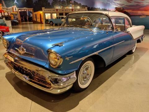 1957 Oldsmobile Super 88 for sale at Okoboji Classic Cars in West Okoboji IA
