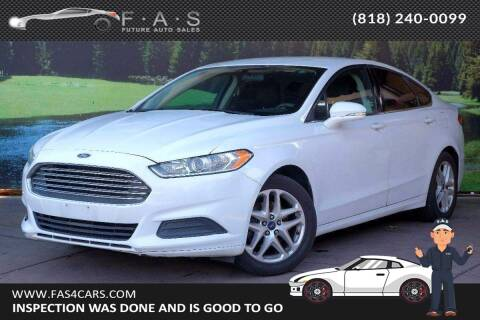 2014 Ford Fusion for sale at Best Car Buy in Glendale CA