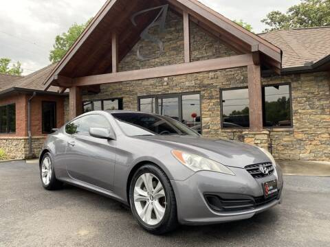 2010 Hyundai Genesis Coupe for sale at Auto Solutions in Maryville TN