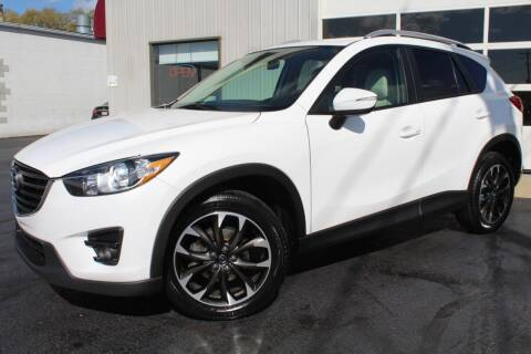 2016 Mazda CX-5 for sale at Platinum Motors LLC in Reynoldsburg OH