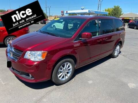 2019 Dodge Grand Caravan for sale at PRESTIGE AUTO SALES in Spearfish SD