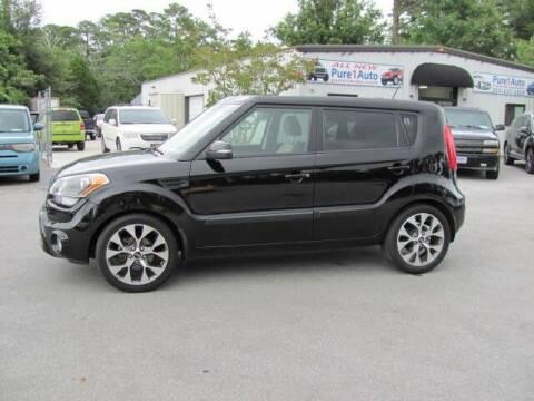2013 Kia Soul for sale at Pure 1 Auto in New Bern NC