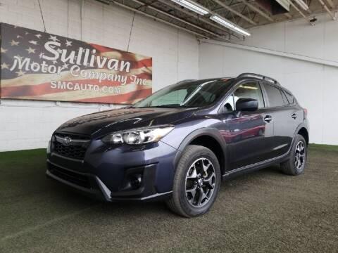 2018 Subaru Crosstrek for sale at SULLIVAN MOTOR COMPANY INC. in Mesa AZ