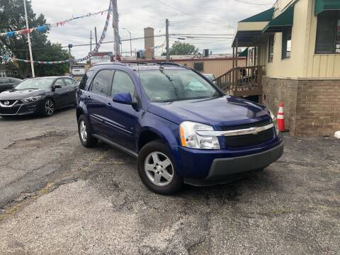 2006 Chevrolet Equinox for sale at Some Auto Sales in Hammond IN