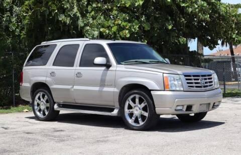 2005 Cadillac Escalade for sale at No 1 Auto Sales in Hollywood FL