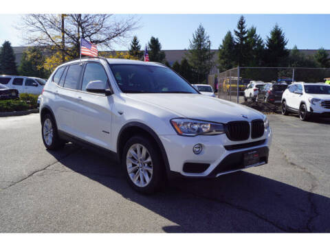 2017 BMW X3 for sale at Classified pre-owned cars of New Jersey in Mahwah NJ