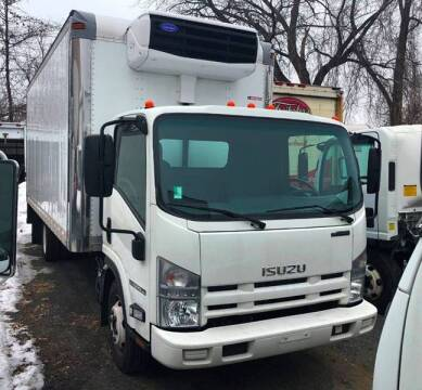 2014 Isuzu NPR HD for sale at Advanced Truck in Hartford CT