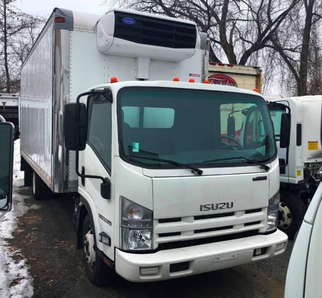 2014 Isuzu NPR HD for sale at Advanced Truck in Hartford CT