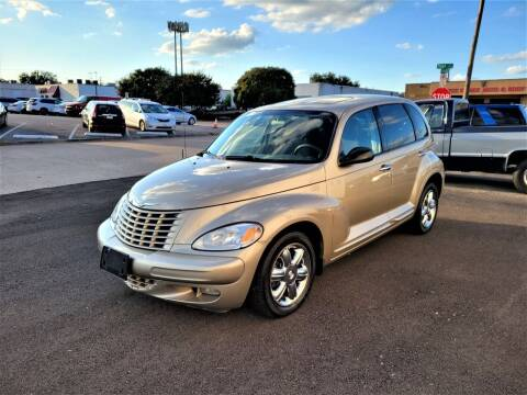 2003 Chrysler PT Cruiser for sale at Image Auto Sales in Dallas TX