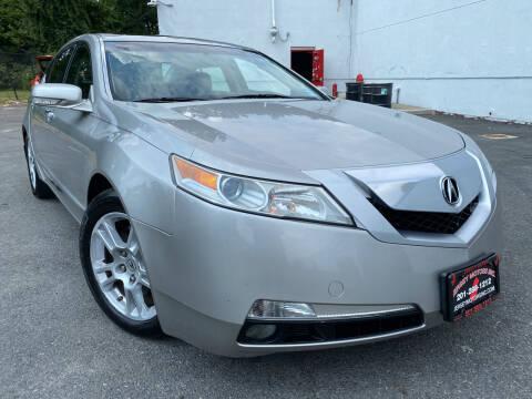 2009 Acura TL for sale at JerseyMotorsInc.com in Teterboro NJ