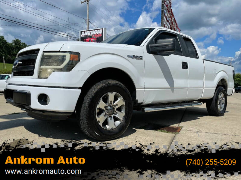 2013 Ford F-150 for sale at Ankrom Auto in Cambridge OH