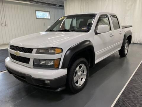 2012 Chevrolet Colorado for sale at Monster Motors in Michigan Center MI