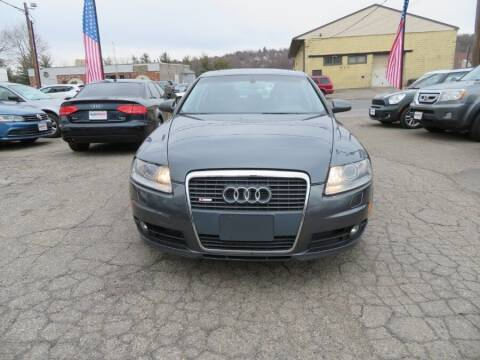 2007 Audi A6 for sale at Auto Match in Waterbury CT