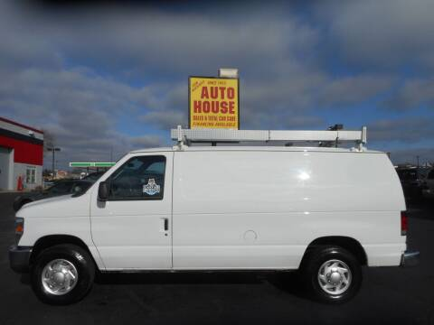 2012 Ford E-Series Cargo for sale at AUTO HOUSE WAUKESHA in Waukesha WI
