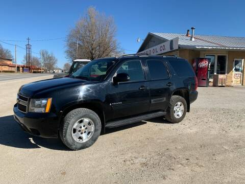 2009 Chevrolet Tahoe for sale at GREENFIELD AUTO SALES in Greenfield IA