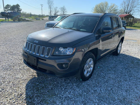 2016 Jeep Compass for sale at Champion Motorcars in Springdale AR