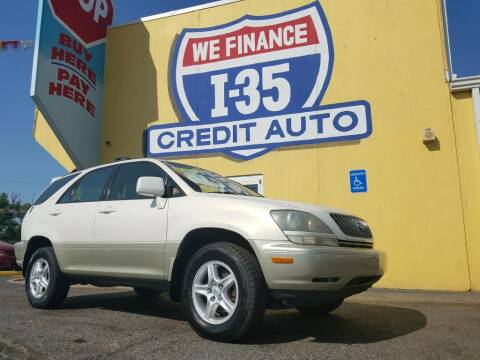 2000 Lexus RX 300 for sale at Buy Here Pay Here Lawton.com in Lawton OK