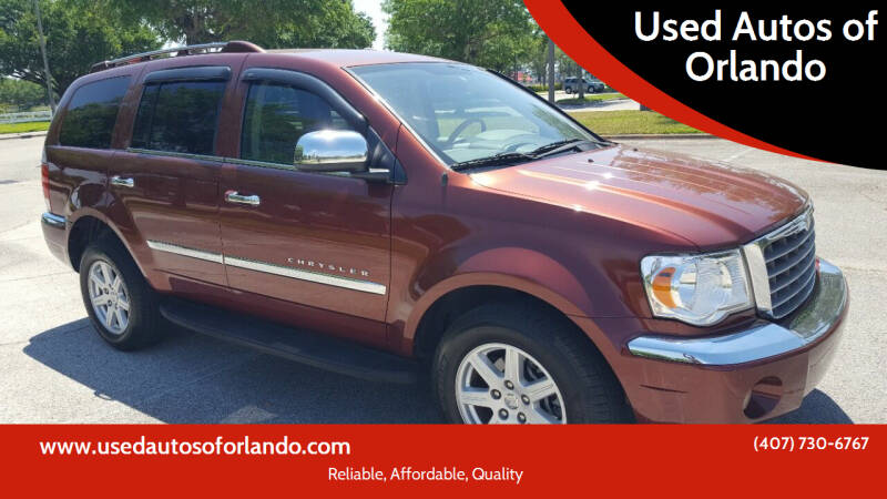 2008 Chrysler Aspen for sale at Used Autos of Orlando in Orlando FL