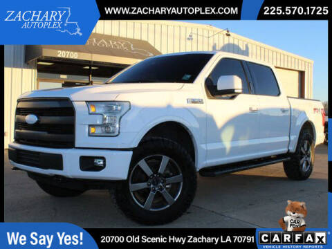 2016 Ford F-150 for sale at Auto Group South in Natchez MS