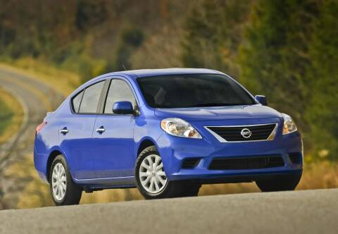 2014 Nissan Versa for sale at AME Motorz in Wilkes Barre PA