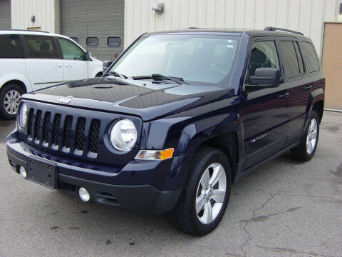 2014 Jeep Patriot for sale at North South Motorcars in Seabrook NH