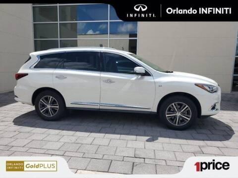 2018 Infiniti QX60 for sale at Orlando Infiniti in Orlando FL