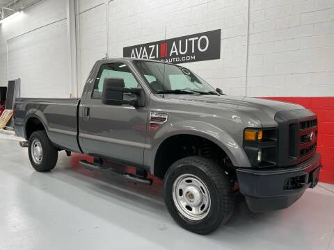 2010 Ford F-250 Super Duty for sale at AVAZI AUTO GROUP LLC in Gaithersburg MD