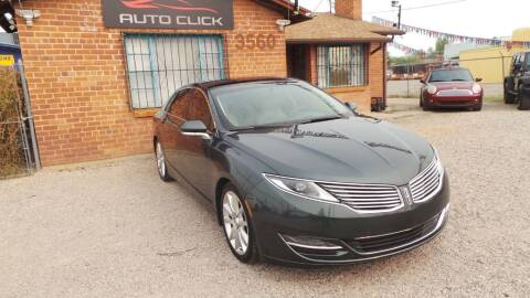 2015 Lincoln MKZ Hybrid for sale at Auto Click in Tucson AZ