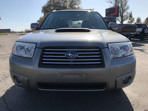 2006 Subaru Forester for sale at Rides Unlimited in Nampa ID