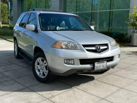 2004 Acura MDX for sale at Top Motors in San Jose CA