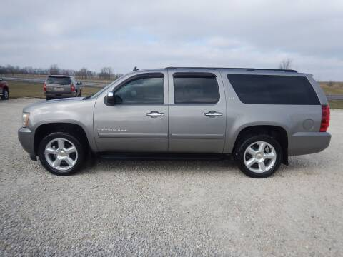 2008 Chevrolet Suburban for sale at All Terrain Sales in Eugene MO