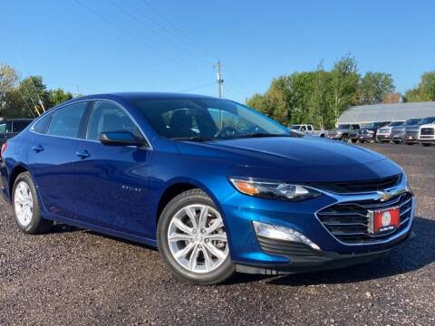 2019 Chevrolet Malibu for sale at The Other Guys Auto Sales in Island City OR