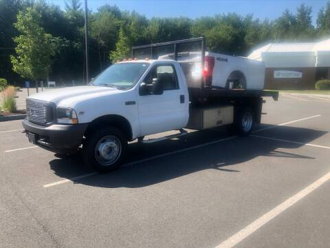 2004 Ford F-450 Super Duty for sale at Chris Auto South in Agawam MA