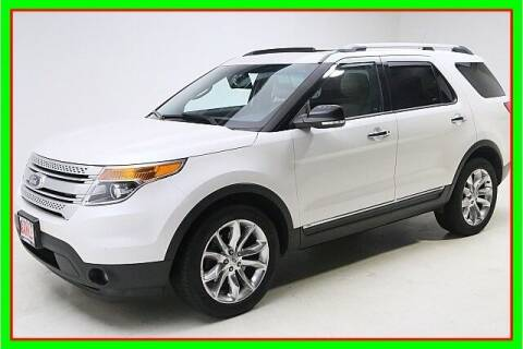 2015 Ford Explorer for sale at Cj king of car loans/JJ's Best Auto Sales in Troy MI