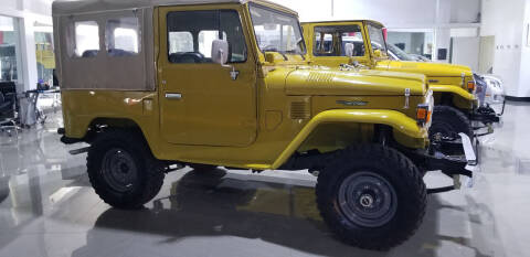 1976 Toyota FJ Cruiser for sale at Prestige USA Auto Group in Miami FL