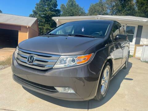 2012 Honda Odyssey for sale at Efficiency Auto Buyers in Milton GA