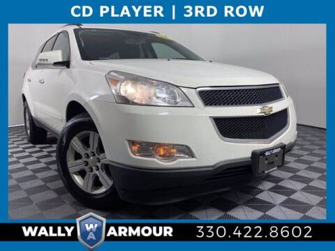 2011 Chevrolet Traverse for sale at Wally Armour Chrysler Dodge Jeep Ram in Alliance OH