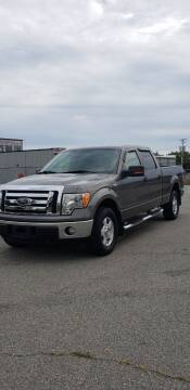 2010 Ford F-150 for sale at iDrive in New Bedford MA
