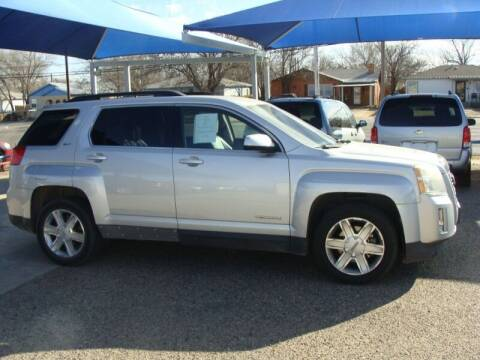 2011 GMC Terrain for sale at Chuck Spaugh Auto Sales in Lubbock TX