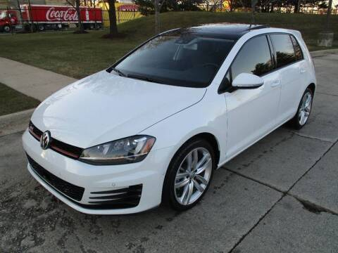 2016 Volkswagen Golf for sale at Western Star Auto Sales in Chicago IL