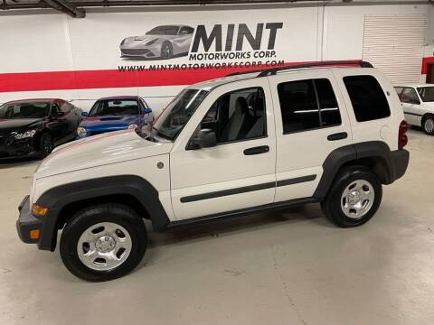 2007 Jeep Liberty for sale at MINT MOTORWORKS in Addison IL