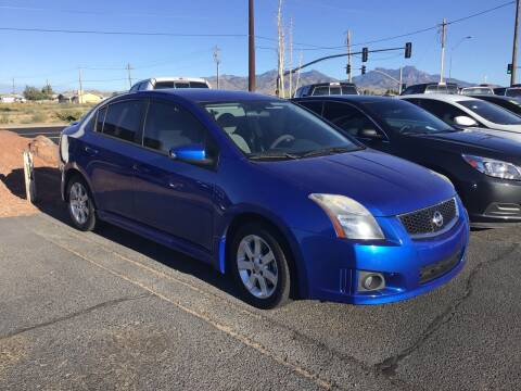 2011 Nissan Sentra for sale at SPEND-LESS AUTO in Kingman AZ