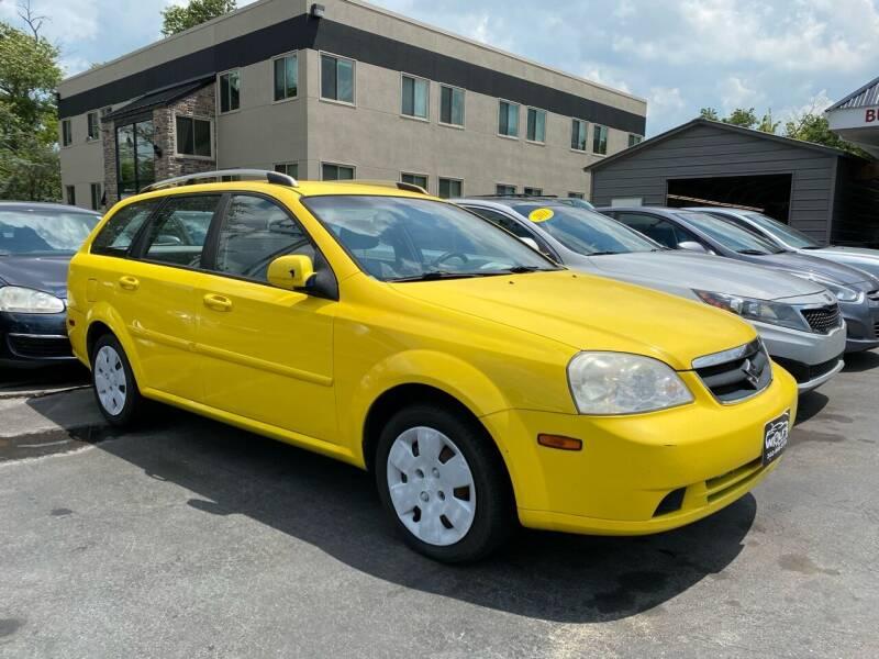 2008 Suzuki Forenza for sale at WOLF'S ELITE AUTOS in Wilmington DE