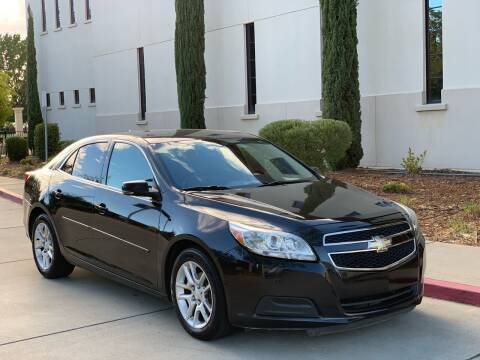 2013 Chevrolet Malibu for sale at Auto King in Roseville CA