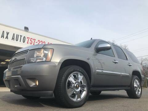 2009 Chevrolet Tahoe for sale at Trimax Auto Group in Norfolk VA