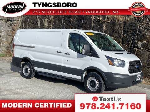 2016 Ford Transit Cargo for sale at Modern Auto Sales in Tyngsboro MA